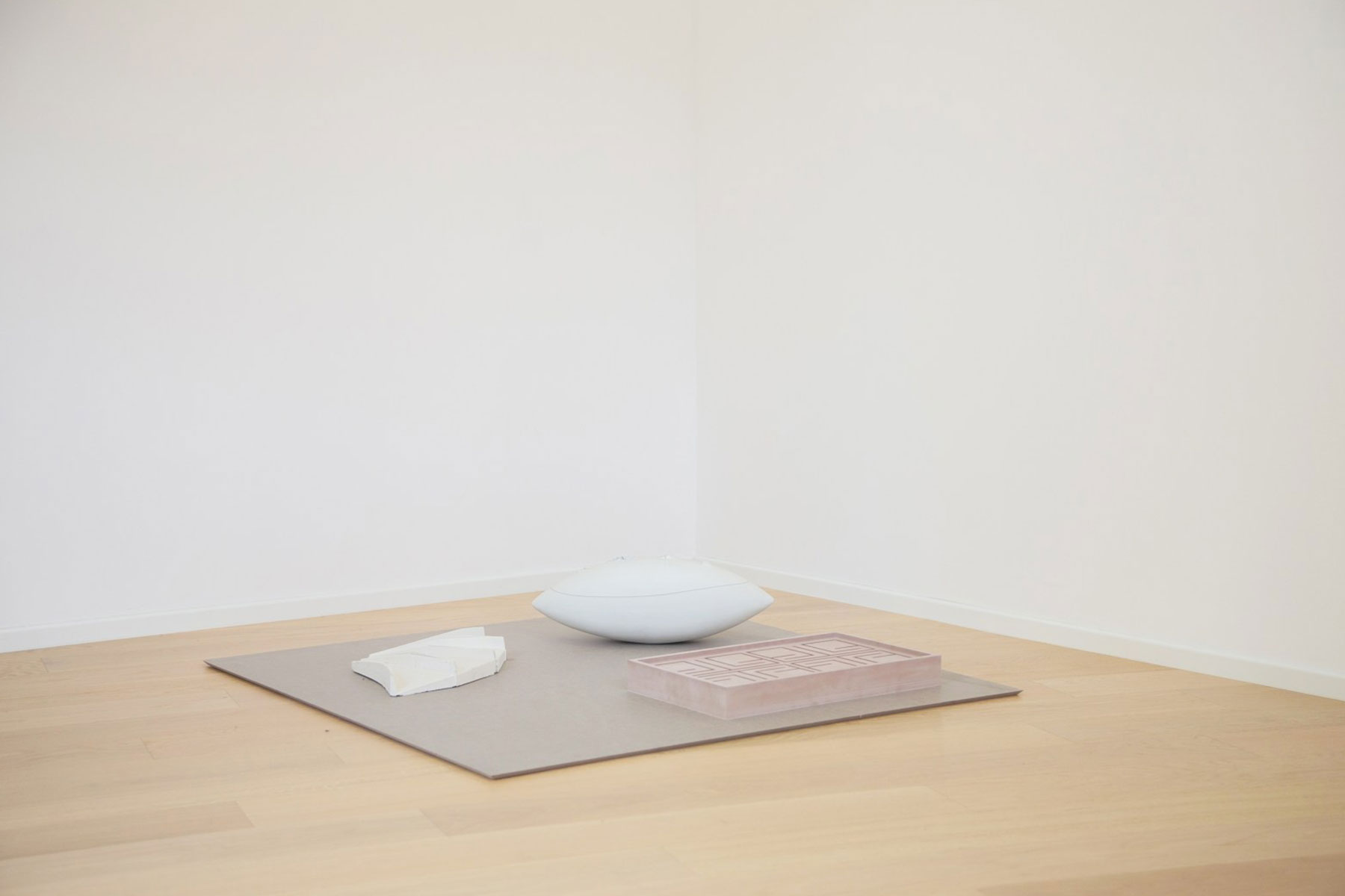 Exhibition: Francesco Fonassi - Lucio Fontana
