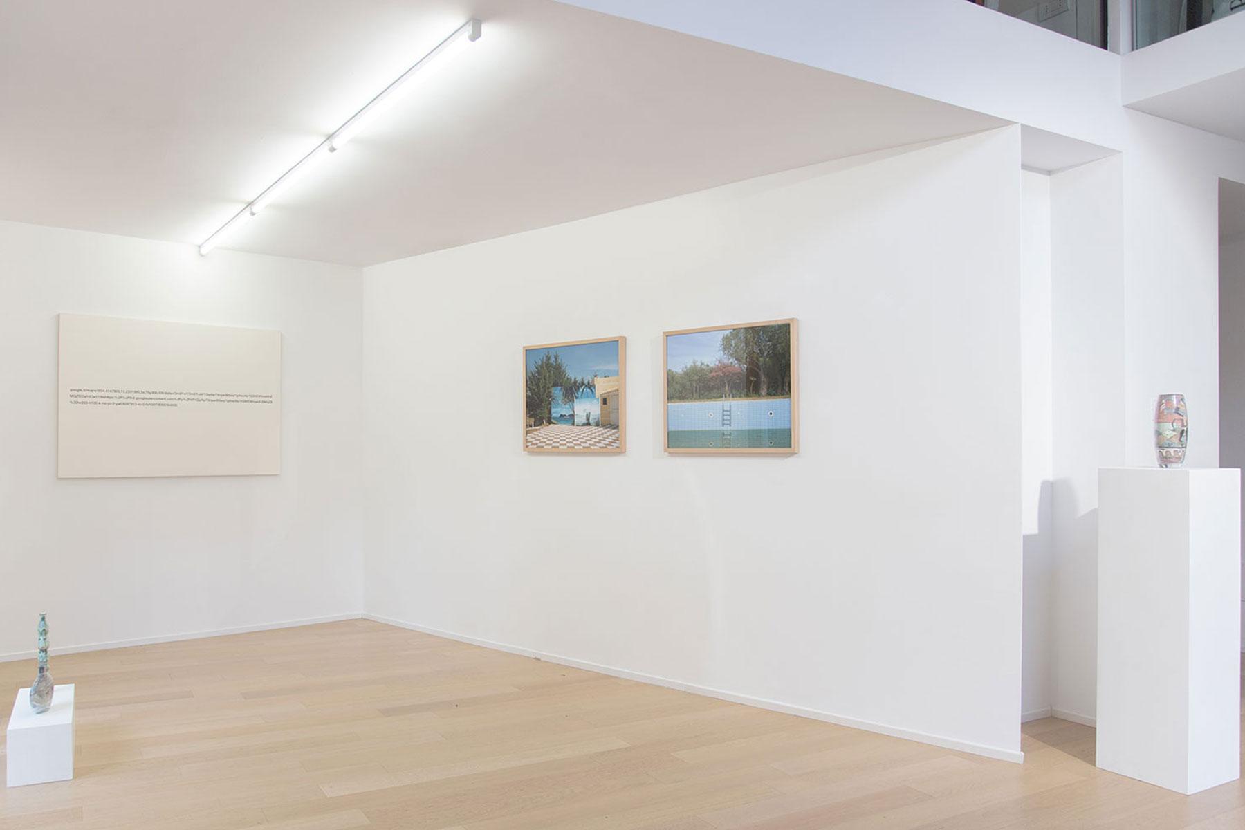 Exhibition: Marinos Tsagkarakis