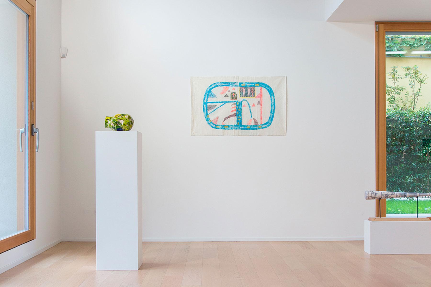 Exhibition: Marta Roberti - Ettore Tripodi