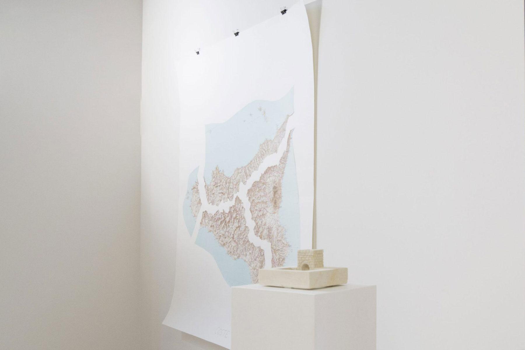 Exhibition: Fabrizio Bellomo - Peter Fend