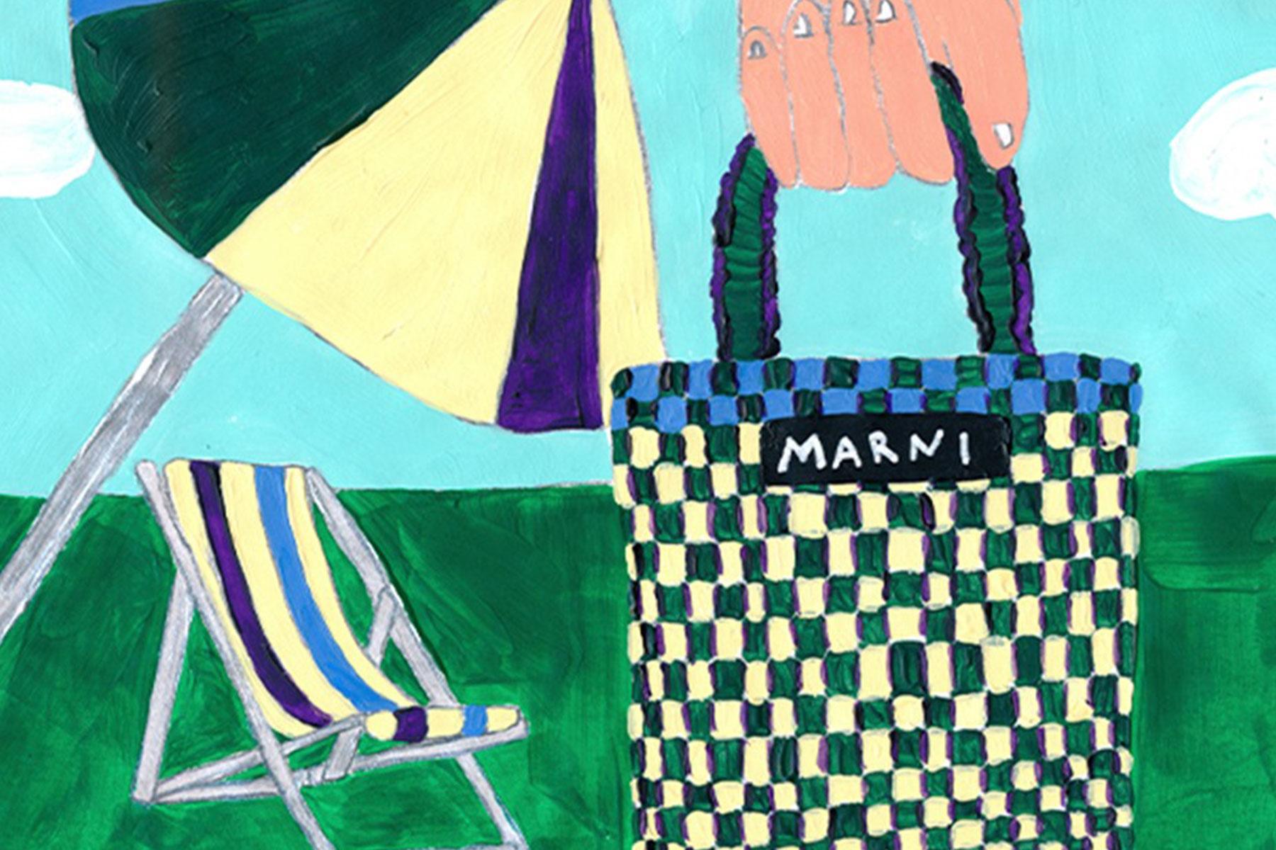 MARNI - Amanda Eliasson